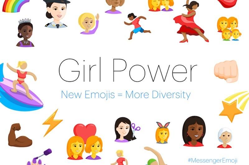 Facebook Messenger emojis