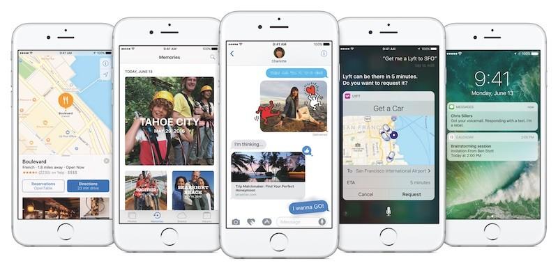 Apple vydal 1. bety iOS 10.3.2, macOS 10.12.5, tvOS 10.2.1 a watchOS 3.2.2 pro vývojáře