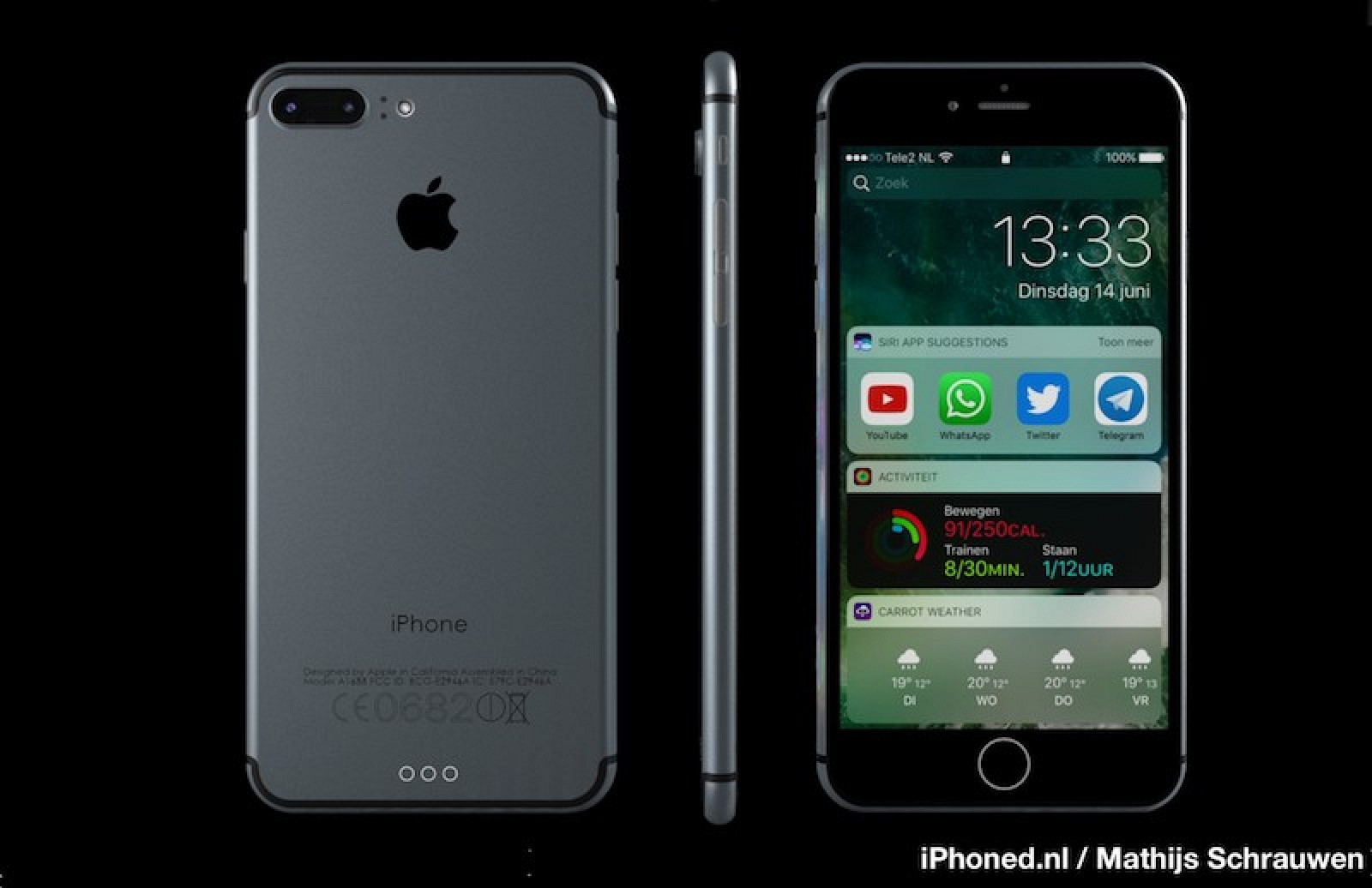 latest ios for iphone 7 plus iPhone