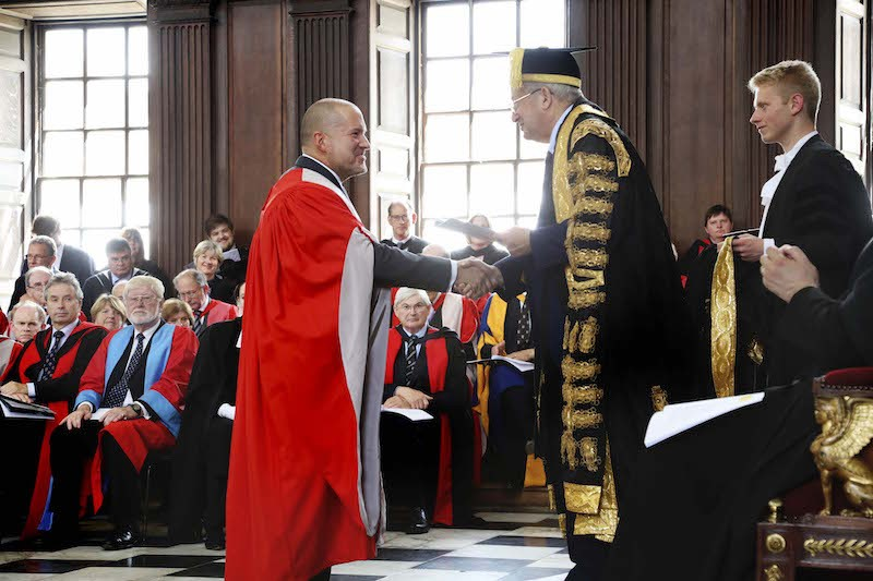 jony ive honorary degree