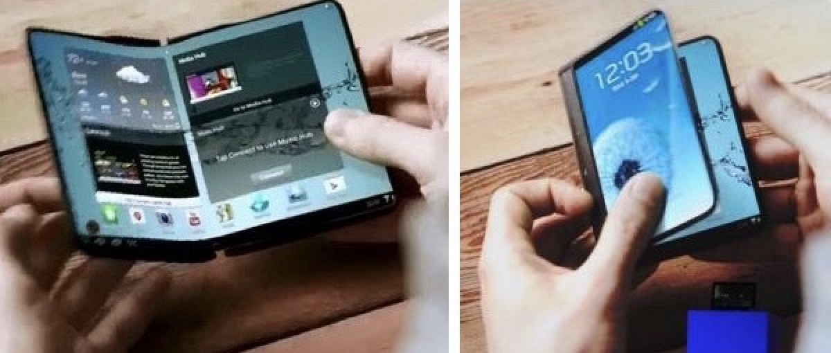 Samsung Rumored to Launch Fully Bendable Smartphones in ...