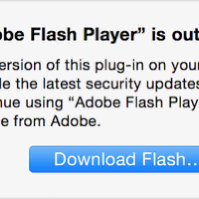Adobe Flash Player on MacRumors