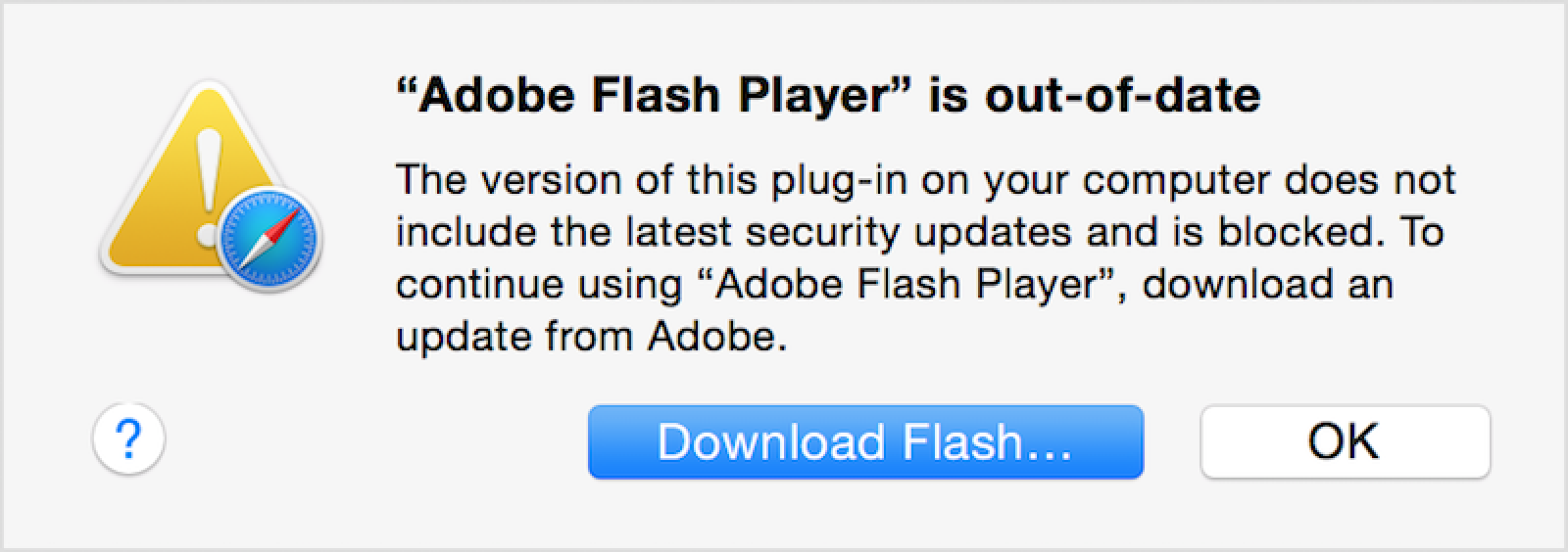 Download New Flash Player Maccoursetree