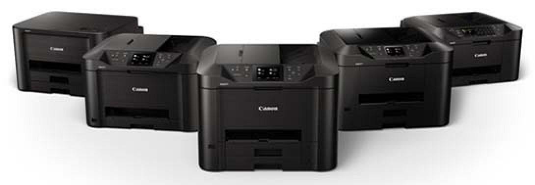 Canon Maxify series
