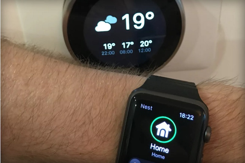 Google Kills Off Nest Thermostat App for Apple Watch - MacRumors