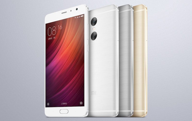 Xiaomi Announces Redmi Pro Smartphone With 5 5 Inch Oled