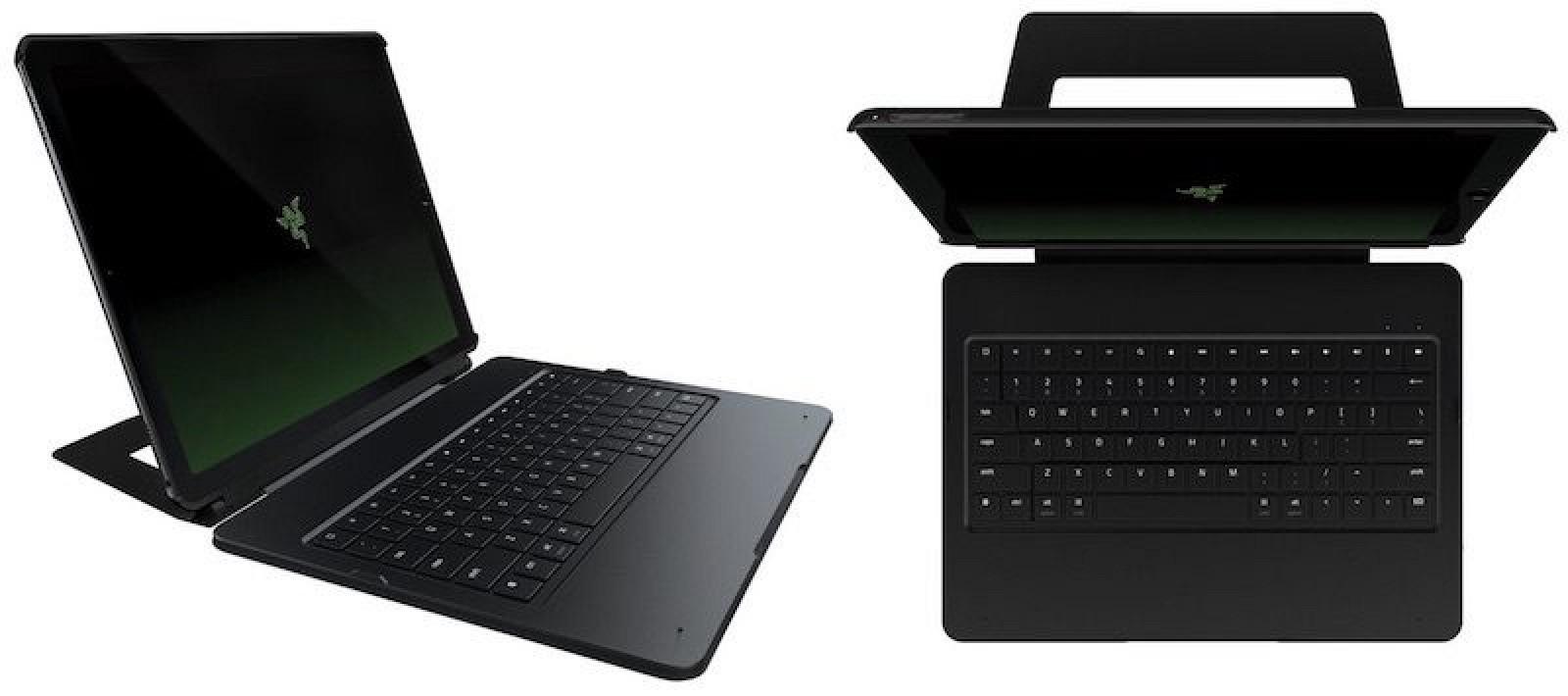 Razer Debuts $170 'Mechanical Keyboard Case' for 12.9-inch ...