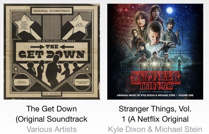 Netflix Soundtracks