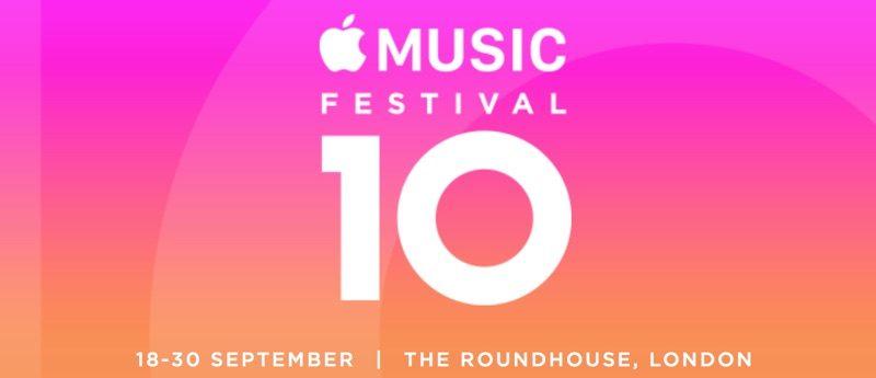 Apple končí po 10 letech s Apple Music Festivalem