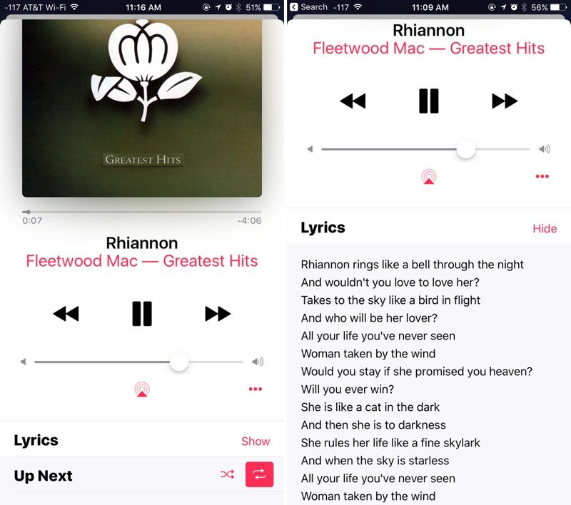 Apple Hiring Lyrics Curation Team for Apple Music - Mac Rumors