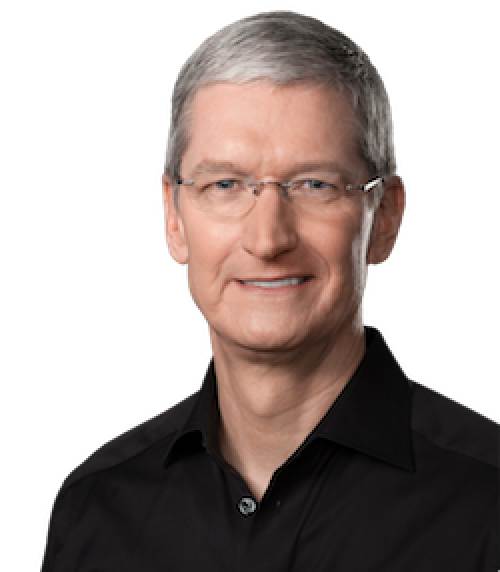 photo image Apple CEO Tim Cook: I Don't Believe in Overuse of Technology