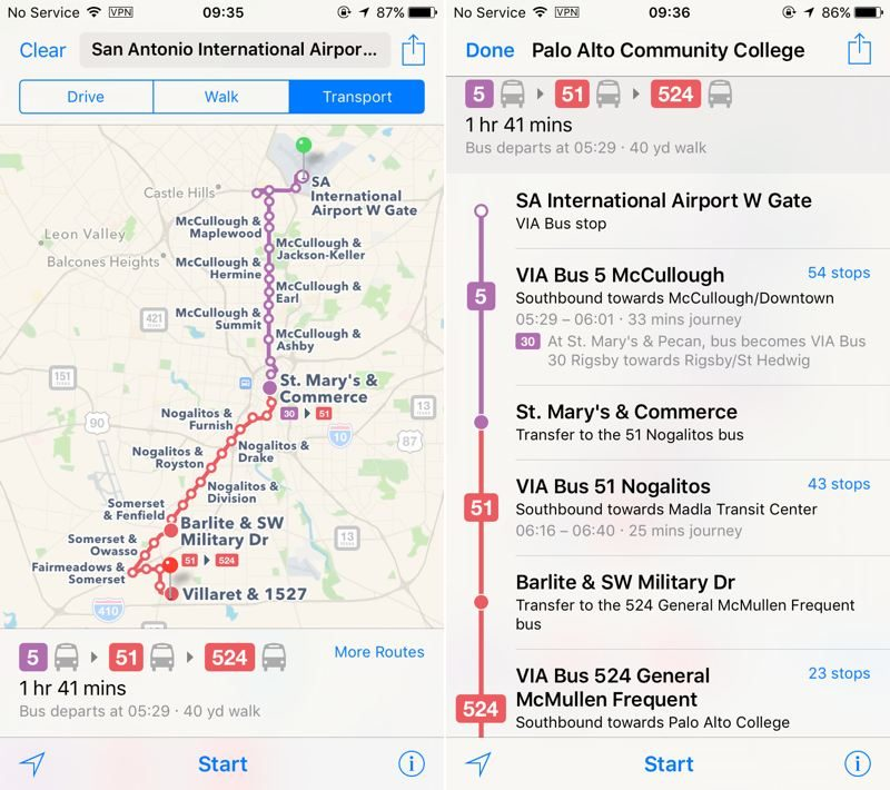 Apple Maps Expands Transit Data to San Antonio and Dallas ... on santa barbara bus map, shenzhen bus map, wisconsin bus map, old san juan bus map, california bus map, sitka bus map, mobile bus map, grapevine bus map, louisville bus map, santa rosa bus map, brazos river texas lakes map, racine bus map, houston bus map, chapel hill bus map, dayton bus map, austin bus map, salt lake city bus map, utah bus map, st paul bus map, santa ana bus map,