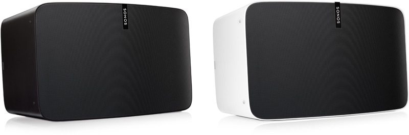 sonos review the play 5 is the perfect centerpiece for a whole house audio system mac rumors. Black Bedroom Furniture Sets. Home Design Ideas