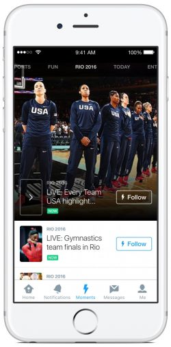 twitter olympic moments