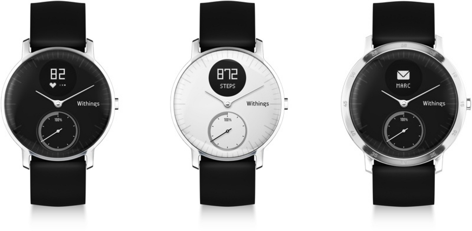 Black Friday Car Deals >> Withings Debuts New 'Steel HR' Activity Tracker With Heart Rate Monitoring - MacRumors