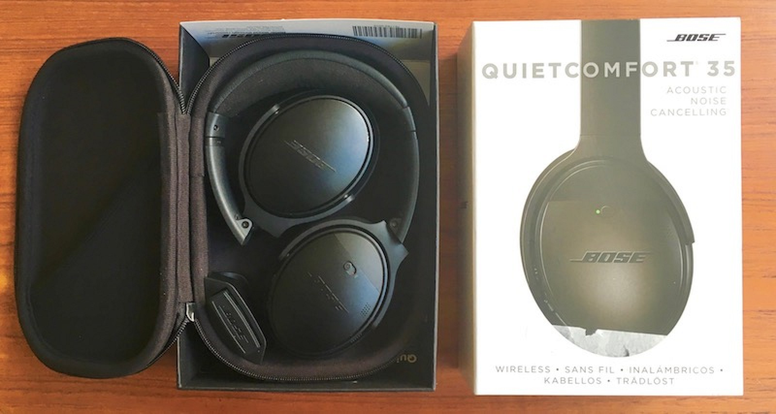 Review: QuietComfort 35 Headphones Prove Bose Won't Miss