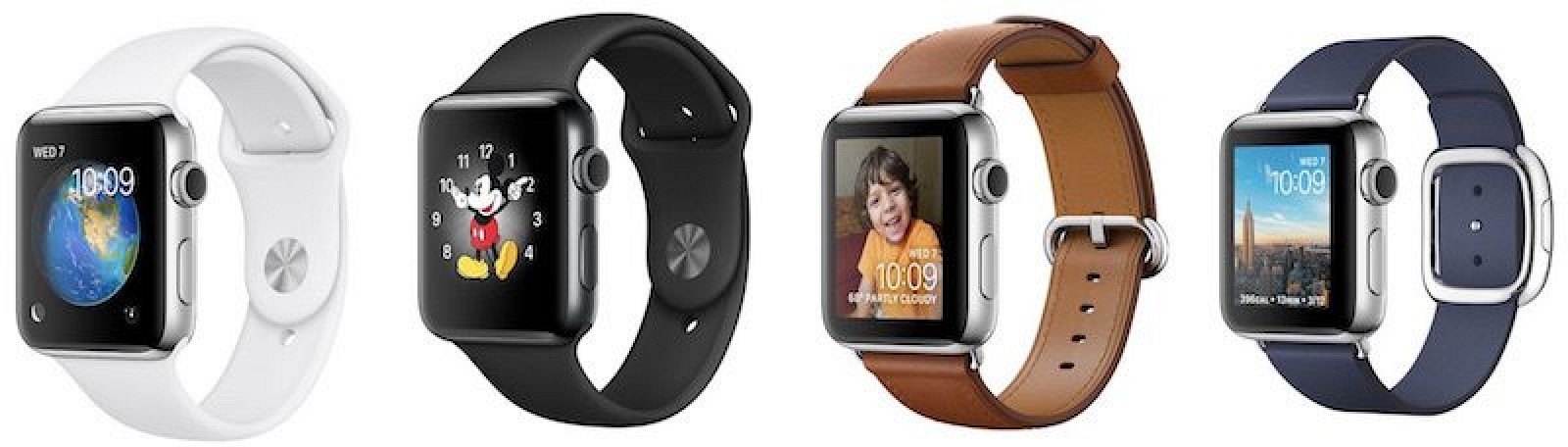 Apple's Series Three Apple Watch to Include Cellular Connection