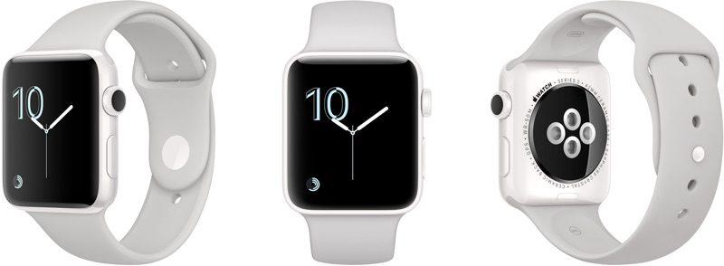 Apple nabídne 2 verze Apple Watch 3!