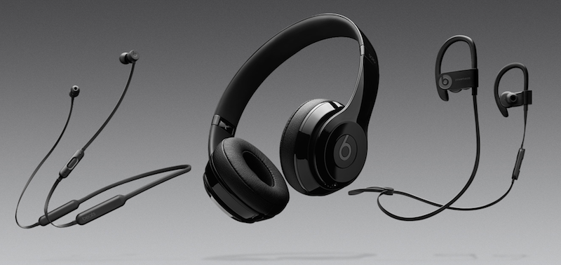 Apple Announces New Line of Beats Headphones With W1