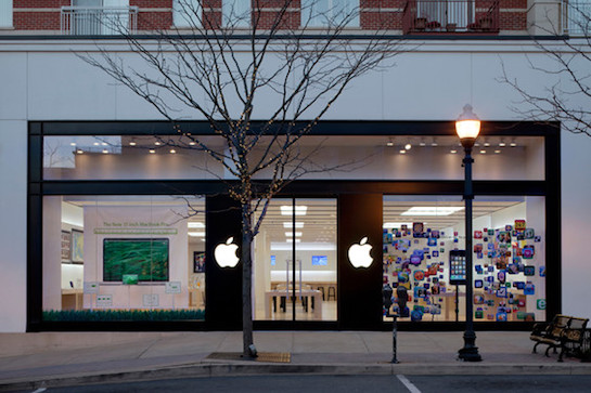 apple opened its clarendon store in 2001 as one of its first retail locations apple clarendon opened in december 2001 as one of the companys first retail