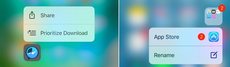 downloads-folders 3D Touch
