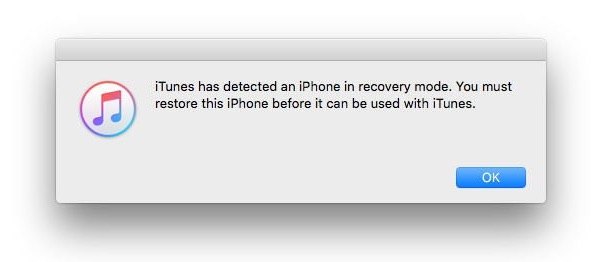 iphone restore mode how to reset an iphone 7 or enter dfu mode for last ditch 12238
