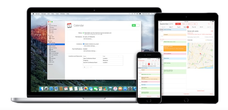 Apple to Deprecate Raft of Essential Services in macOS Server This