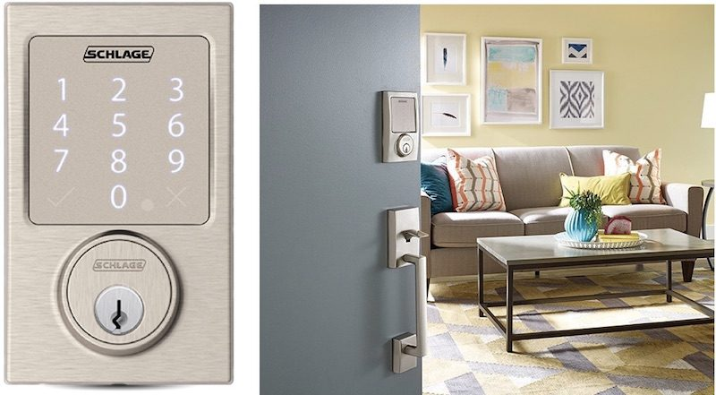Schlage Sense Smart Deadbolt Updated With Compatibility for iOS 10
