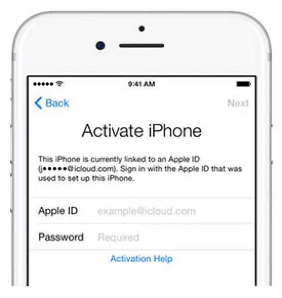 iphone 5 activation lock users report some iphone 7 and 6s models activation locked 14467