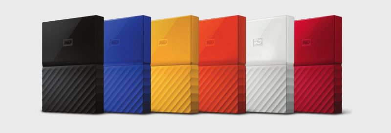 western digital announces redesigned my passport portable. Black Bedroom Furniture Sets. Home Design Ideas