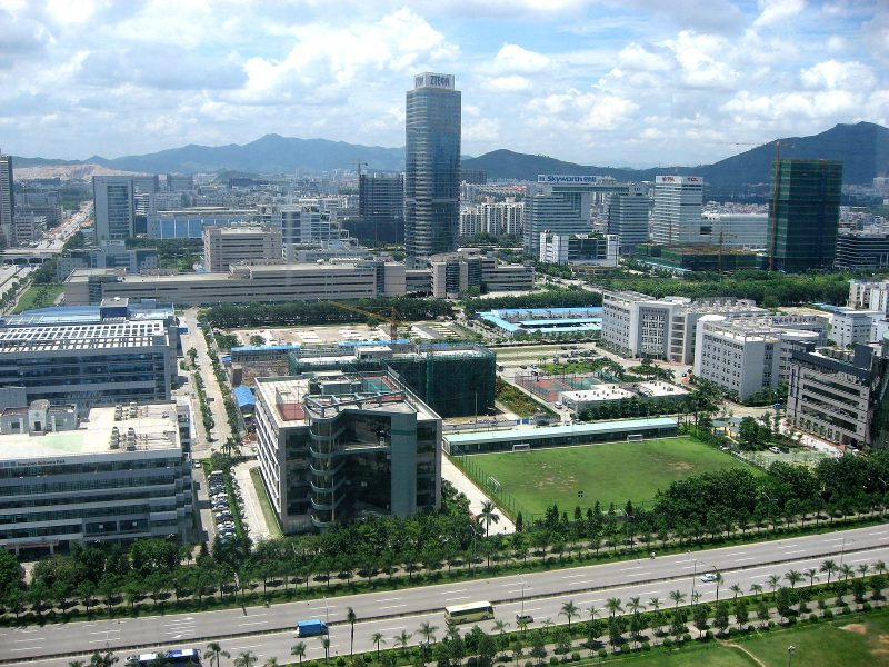 Apple Announces New RampD Center In Shenzhen China To