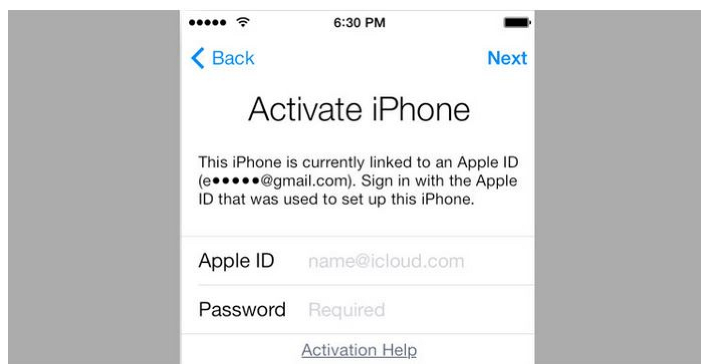 iphone activation lock removal near me
