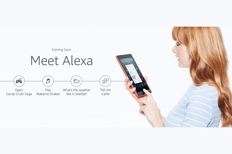 Amazon Rolls Out 'Alexa' Voice Assistant to its Fire ...