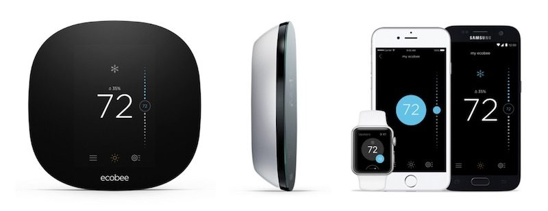 Ecobee3 Lite Homekit Thermostat Launching For 170 On