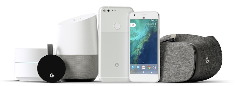 Google Unveils Pixel Phone, Smart Home Hub, and More at AI-Focused