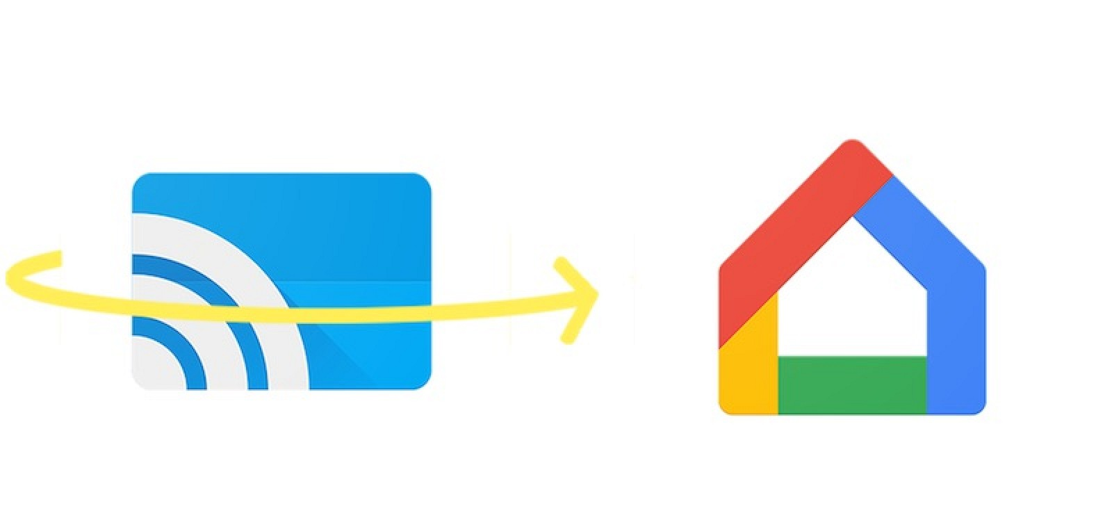 google cast app rebranded to coincide with impending launch of google home macrumors. Black Bedroom Furniture Sets. Home Design Ideas