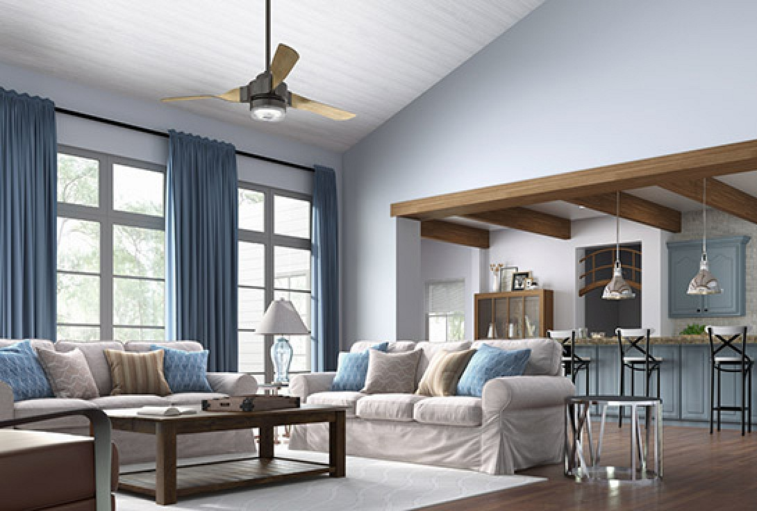 Apache Is Hunter Fans Latest Ceiling Fan With Homekit Support Performance O View Topic Confused About Electric Wiring Macrumors