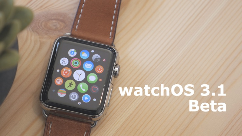 Apple Seeds Third Beta of watchOS 3.1 to Developers ...