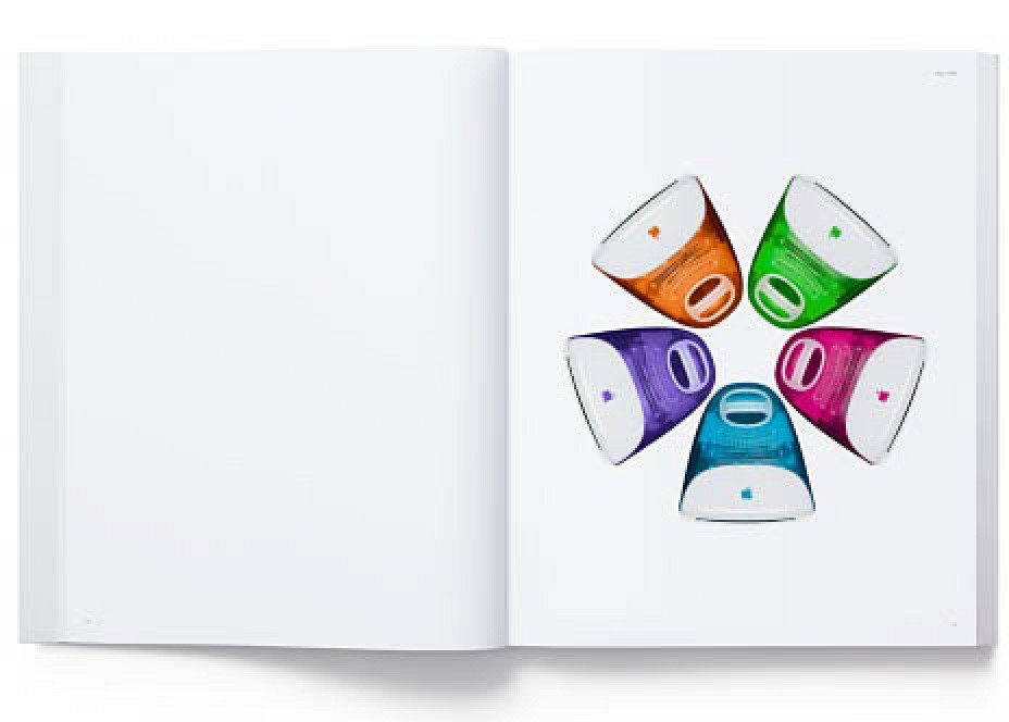 Apple 39 s photo book of apple products now available for up for Apple book 300