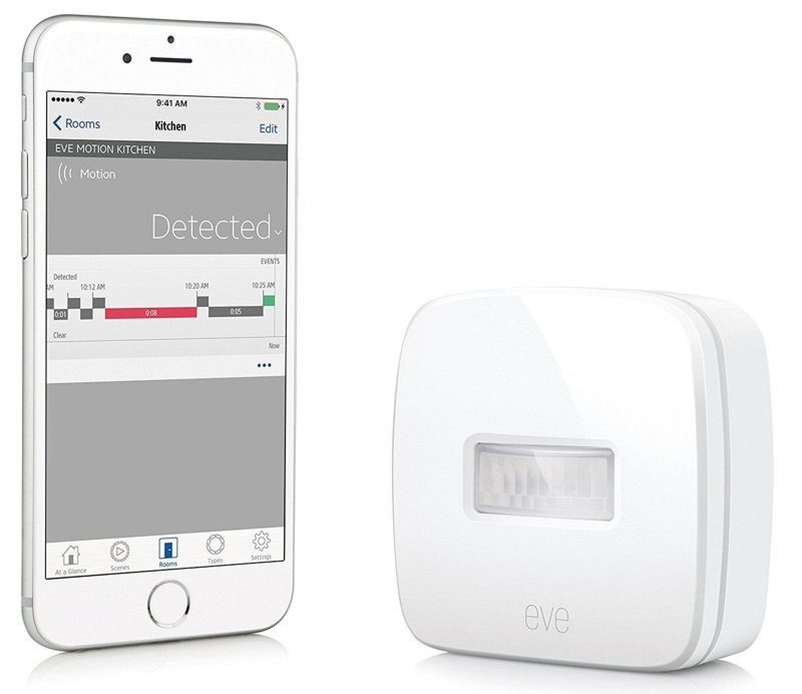 Elgato Announces Eve Motion Homekit Enabled Wireless