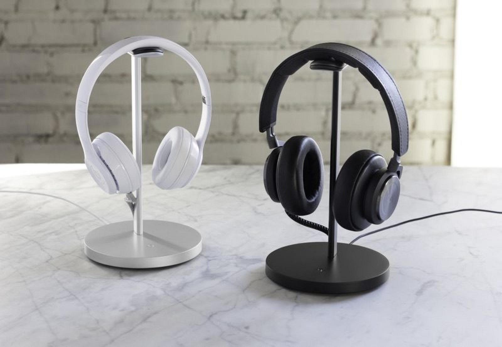 Twelve South Debuts Fermata Headphone Charging Stand