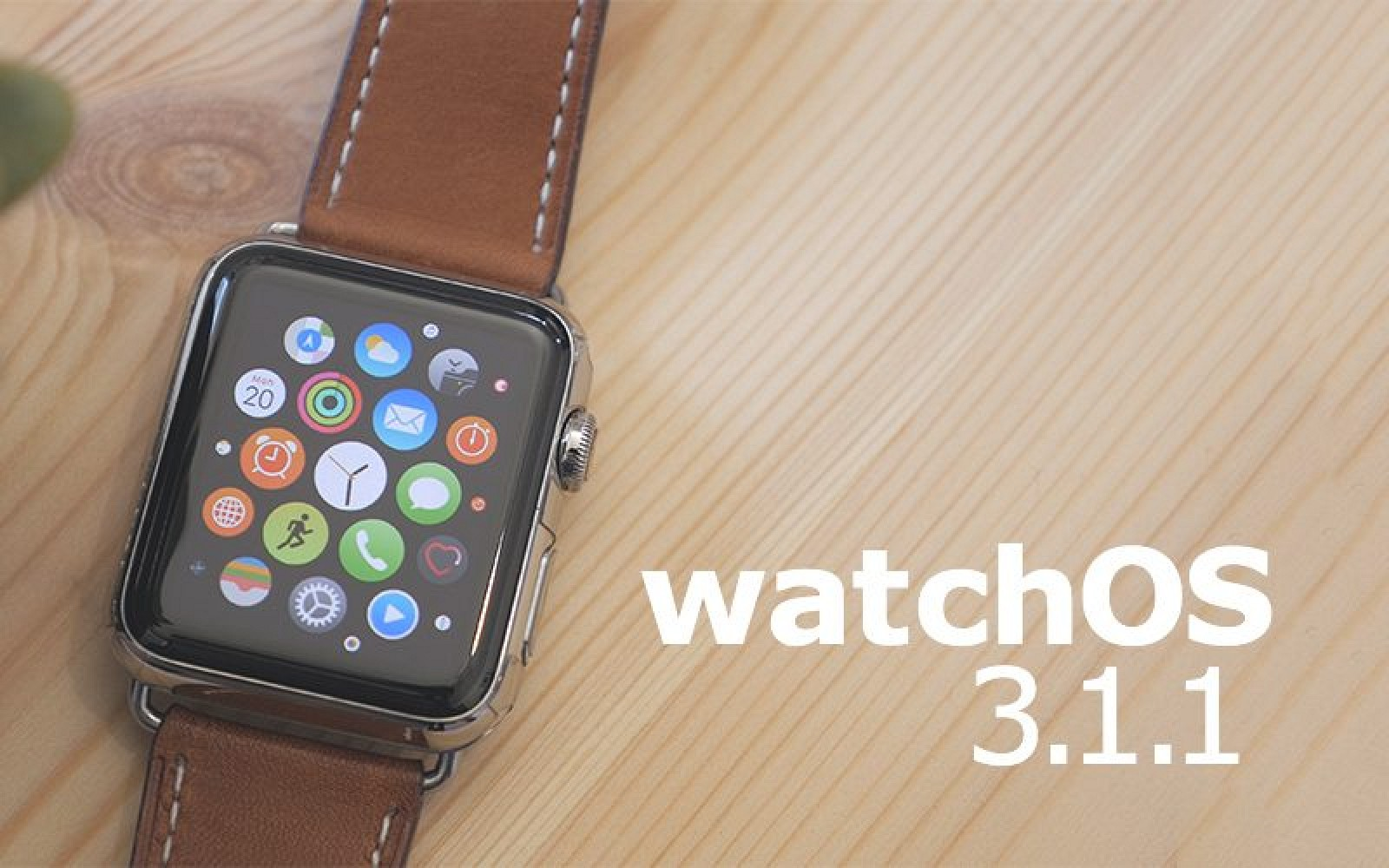 Watchos 3 major update now available - Apple Releases Watchos 3 1 1 With Bug Fixes Performance Improvements And New Emoji Mac Rumors