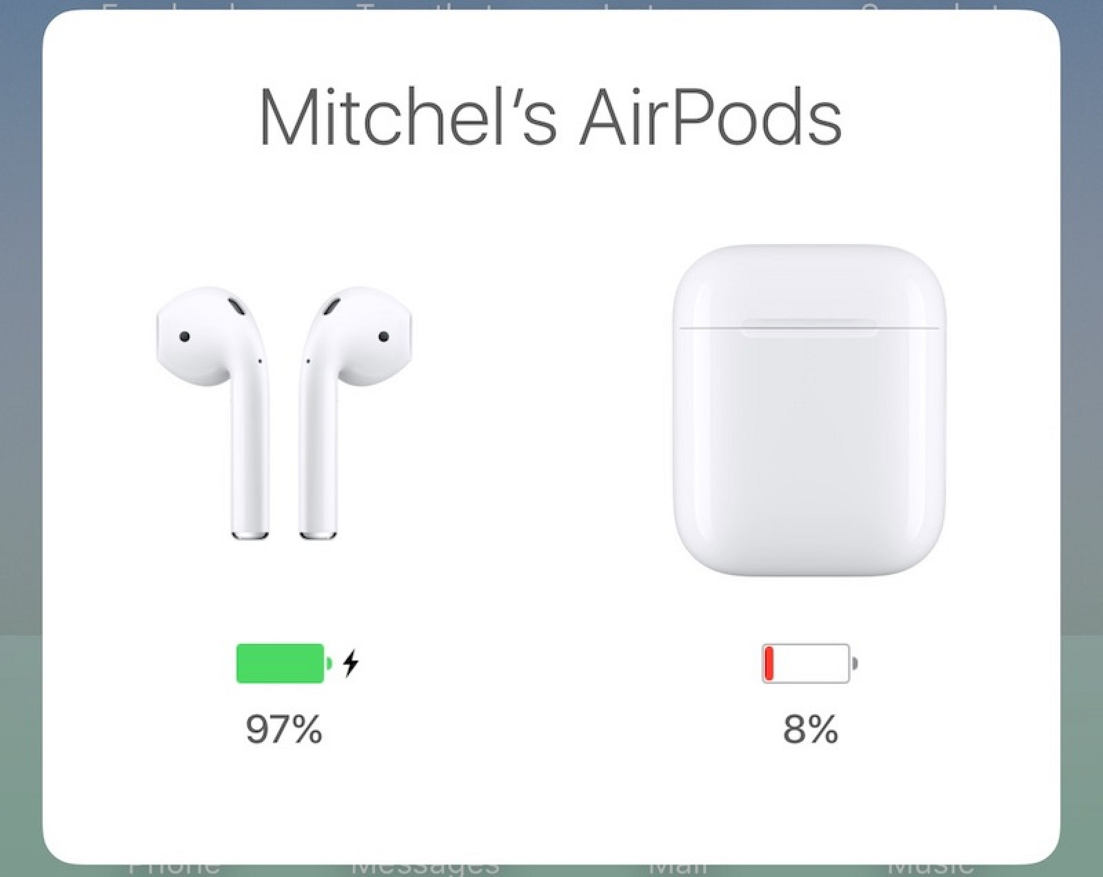purchase cheap 0b807 554c5 Some AirPods Users Facing Battery Drain Issues With Charging Case ...