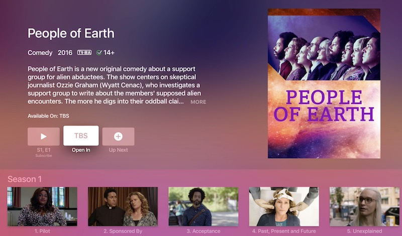 people_of_earth_apple_tv_search