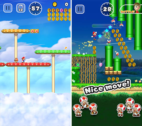 super-mario-run-screenshot-duo