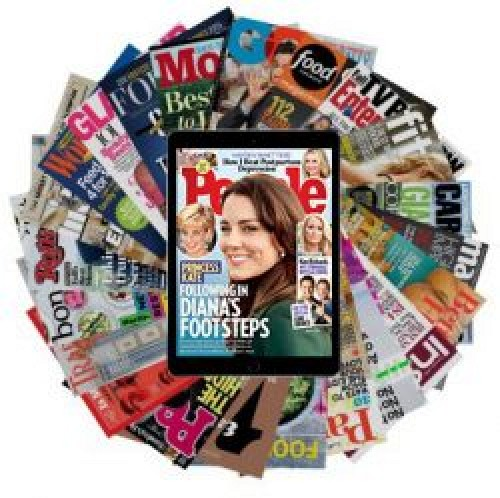 photo image Apple to Acquire Digital Magazine Service Texture