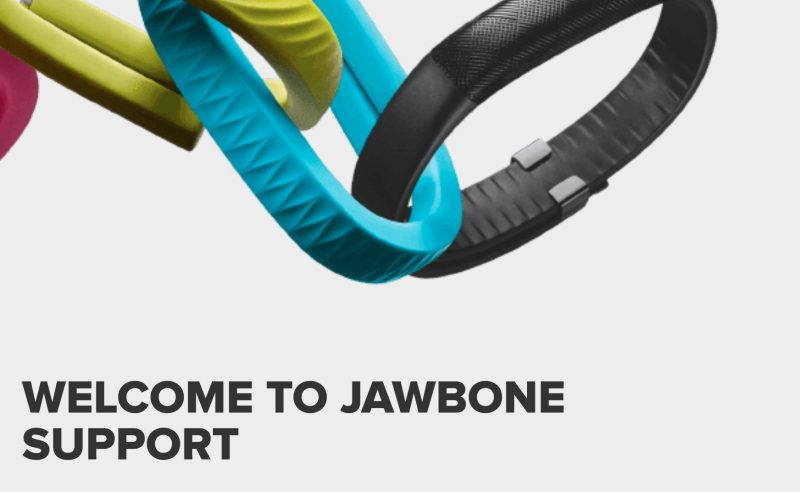 jawbone support