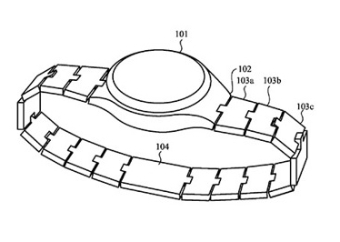 Modular Band Links Could Expand Functionality Of Future Apple