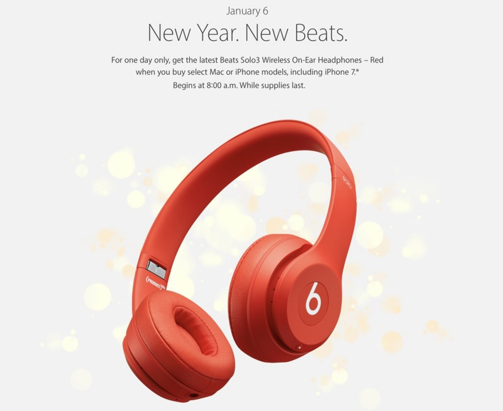 Apple Announces Chinese New Year Event Featuring Free Beats Solo3 ...