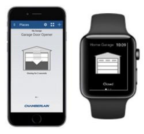 Ces 2017 Chamberlain Reveals Homekit Compatible Smart
